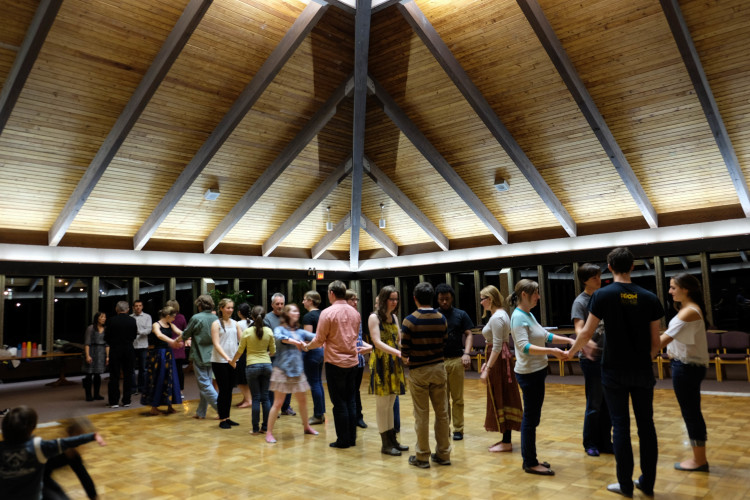 square dance kenyon college ohio