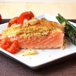 Breaded Salmon 500