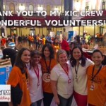 Our wonderful KiC volunteers at the 2016 Sydney Homeless Connect event.
