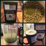 Easy, Healthy Green Tea Latte With Soulnatas Organic Matcha Powder