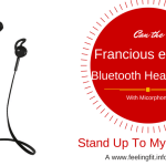 "<span class=""entry-title-primary"">Review: Sweat Proof Bluetooth Headphone With Microphone #Headphones</span> <span class=""entry-subtitle"">A Feeling Fit Tech Review of Francois et Mimi's Sweat Proof Sports Bluetooth Headphone</span>"