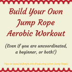 Build Your Own Jump Rope Interval Workout #LimmJumpRope