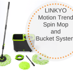 Review LINKYO Motion Trend Spin Mop