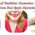 Look Beautiful + Feel Fit With Organic Red Lipstick
