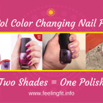 Color Changing Nail Polish From Del Sol For Glamorous Variety