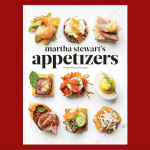 Book Review: Appetizers by Martha Stewart