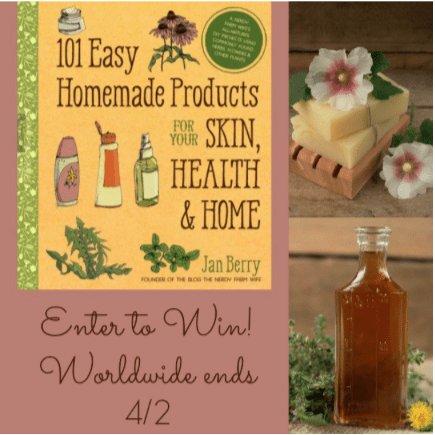 101-easy-homemade-products-by-an-berry-giveaway