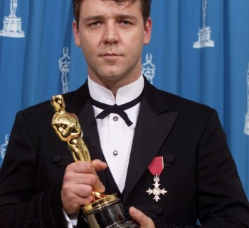 Russell Crowe Oscars