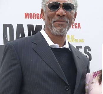 Morgan Freeman inspiring friend