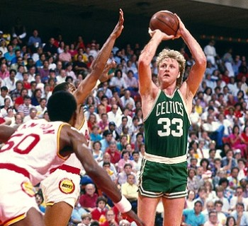 Larry Bird facts