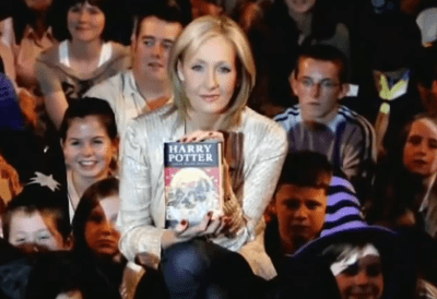 jk rowling speech