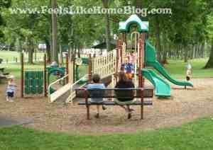 princess birthday party at the park