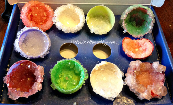 How to Grow Crystals Geodes - A Cool Science Experiment for Kids