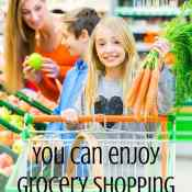 6 Tips to Make Grocery Shopping with Children a More Pleasant Experience