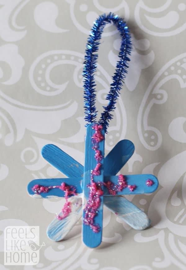 popsicle-stick-snowflake-ornaments-preschoolers-allie-pink-blue