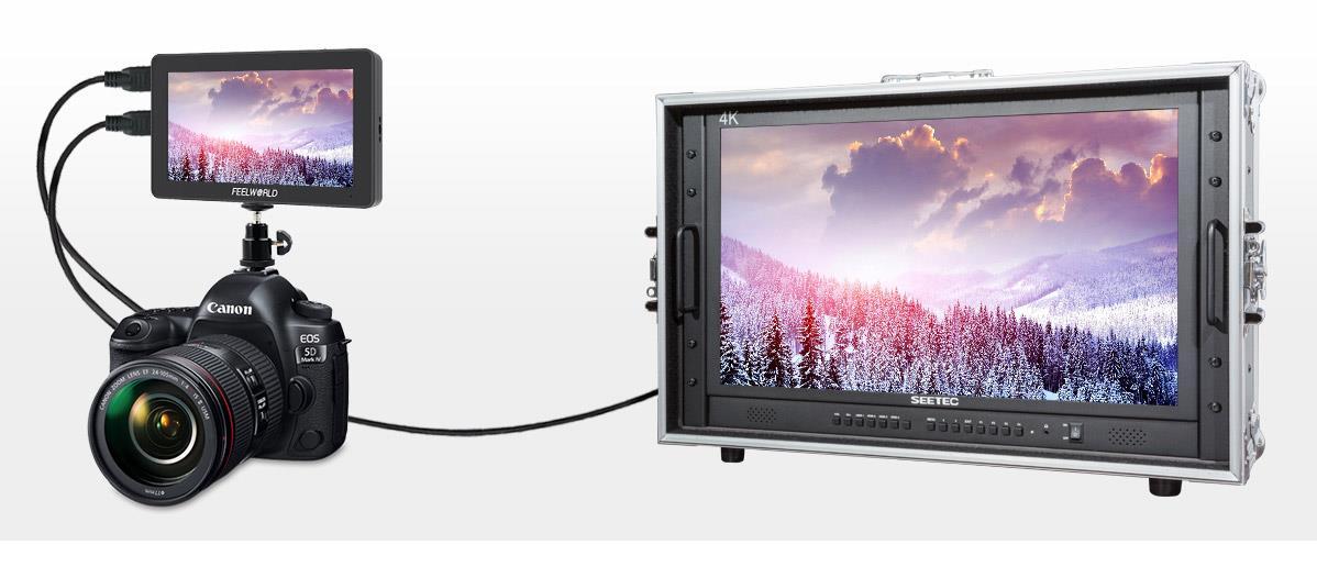 dslr display monitor