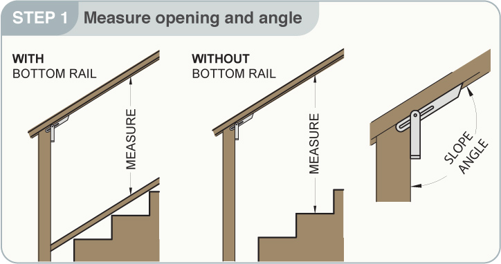 Install Stair Handrail. Installing Stair Railings. . How To