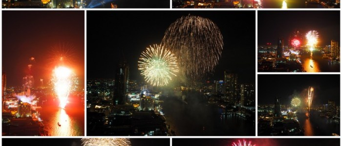 Bangkok for New Year's Eve: www.feetonforeignlands.com