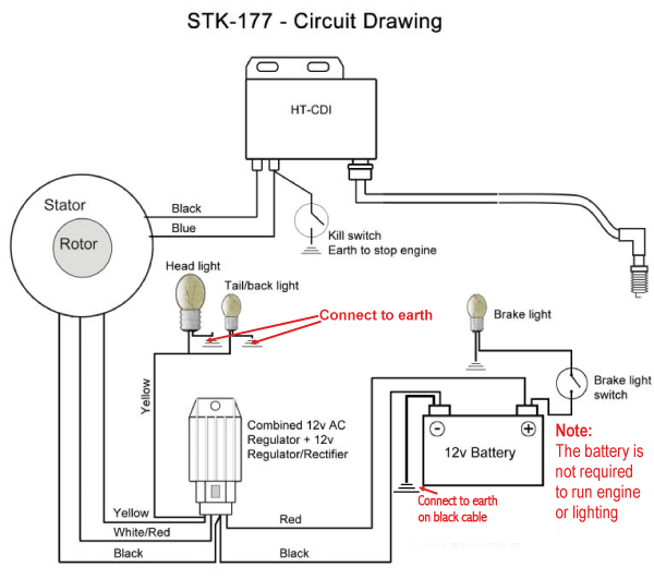 kill switch wiring diagram capacitor