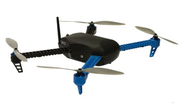 3D Robotics Iris Quadcopter