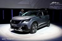 Photo Peugeot 3008 II Gris Artense - Prsentation ...