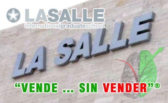 """""""Vende ... Sin Vender"""" edición 2017 - La Salle IGS Madrid"""