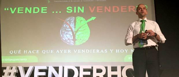 VenderHoy Congreso Ventas Organizador Felipe Garcia Rey 05 ¿Cómo ser partner de VenderHoy y organizar una edición en tu ciudad?