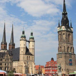 Markt Halle, Foto: XKN