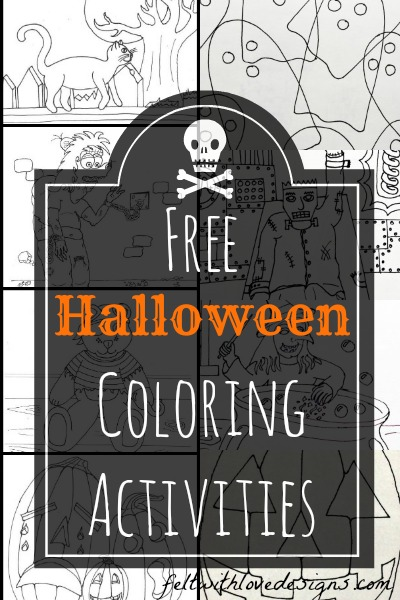 Links With Love The Ultimate List of Free Printable Halloween