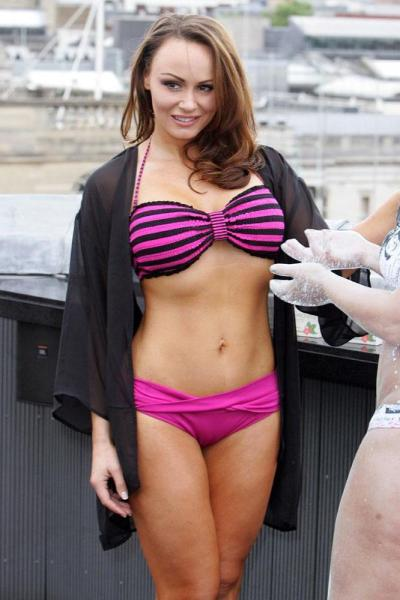 Chanelle Hayes thought she was dying of cancer