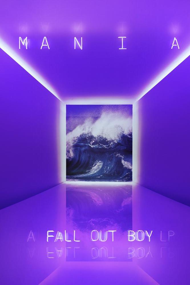 Fall Out Boy Lyric Wallpaper Fall Out Boy Announce New Lp M A N I A