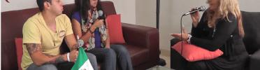 Entrevista a Toto y Pali por canal 45 de Guanajuato