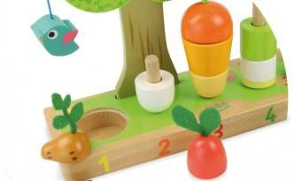 jouets en bois pour bébé