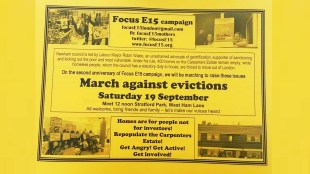 March Against Evictions