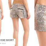 Shorts indispensables para tu look de verano de Guess