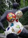Niki de Saint-Phalle et ses «nanas»