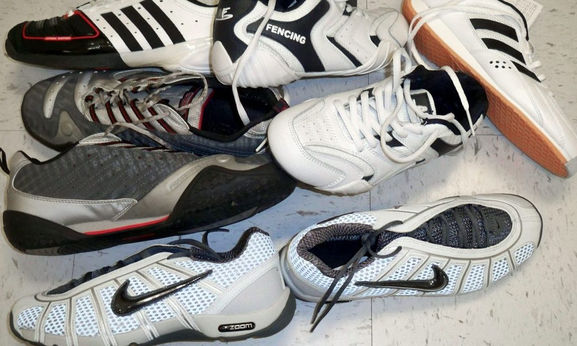 The Comprehensive Guide to Fencing Shoes - FencingNet