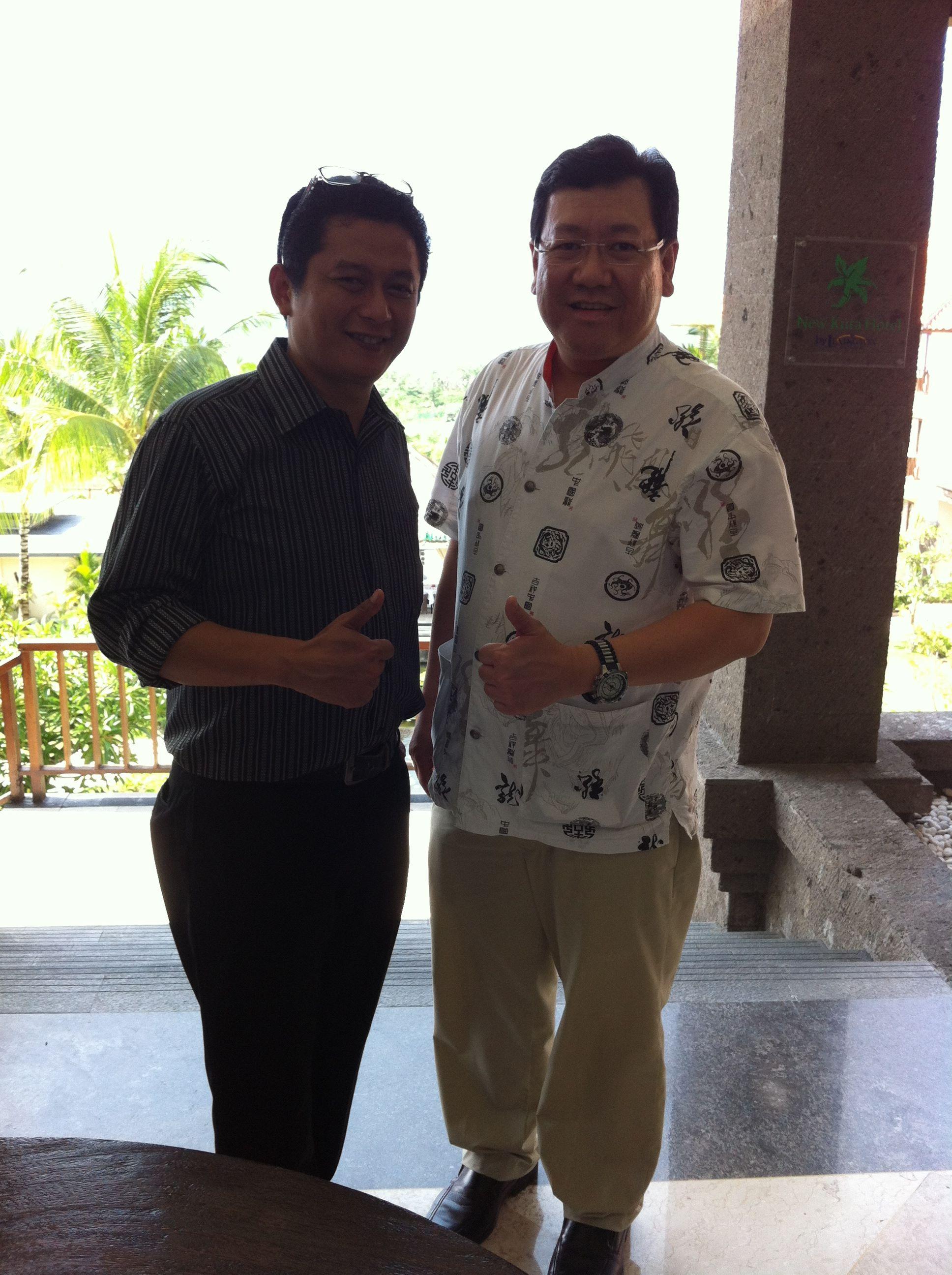 Feng Shui Koh Djohar Koh Dan Izur Muchtar Event Lg Denpasar