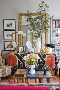 Eclectic Bohemian Living Room | www.pixshark.com - Images ...
