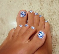 45 Cute Toe Nail designs and Ideas - Page 3 of 3 - Fashion ...