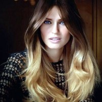 45 Graceful Two Tone Hair Color Ideas For Various Hairstyles