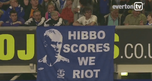 Hibbo Scores, We Riot