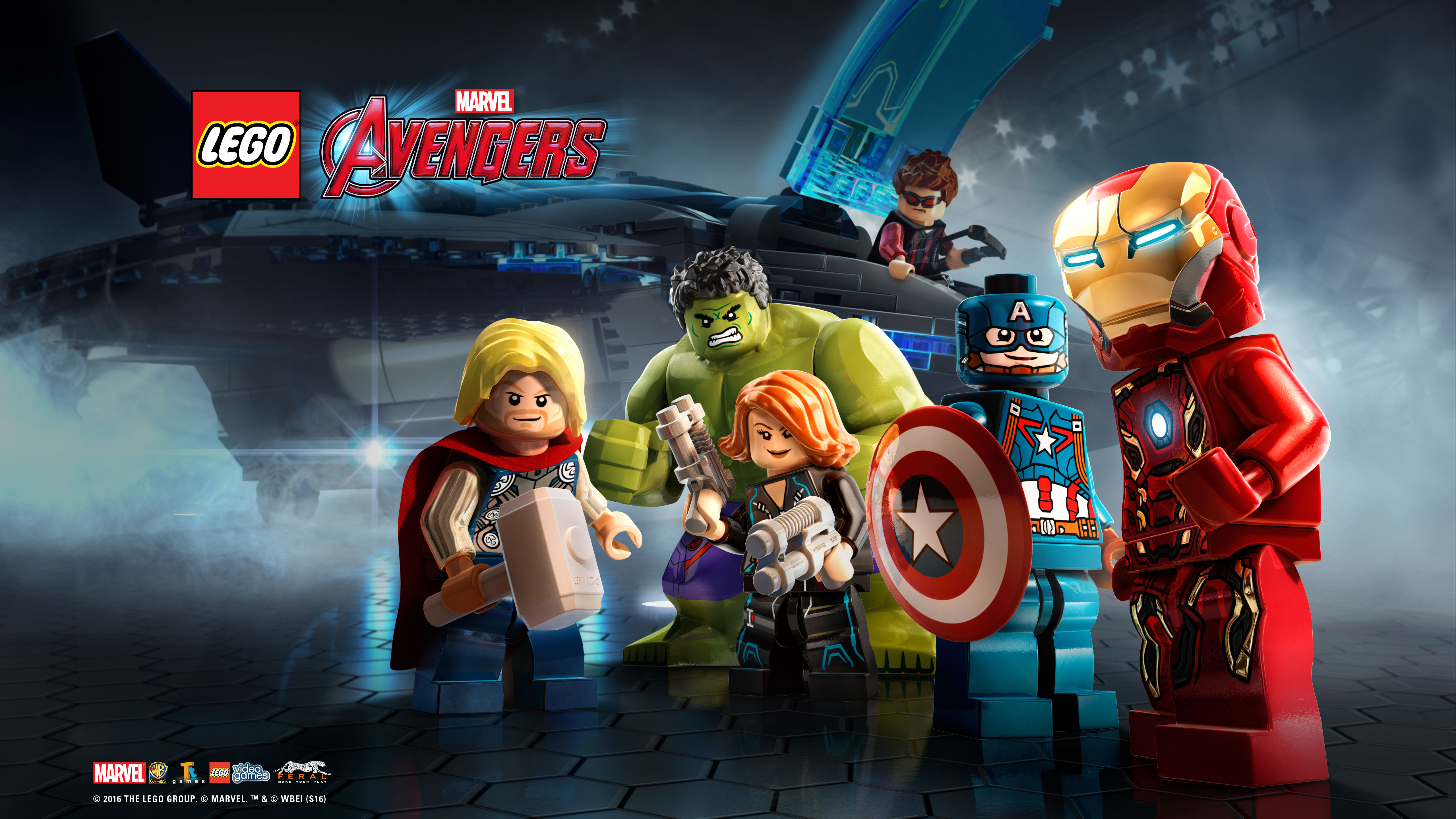 Windows Fall Wallpaper Lego 174 Marvel S Avengers For Mac Media Feral Interactive