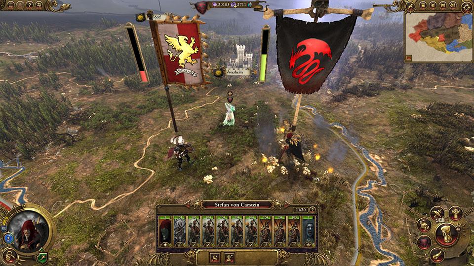 Total War Shogun 2 Fall Of The Samurai Wallpaper Total War Warhammer For Mac And Linux Features Feral