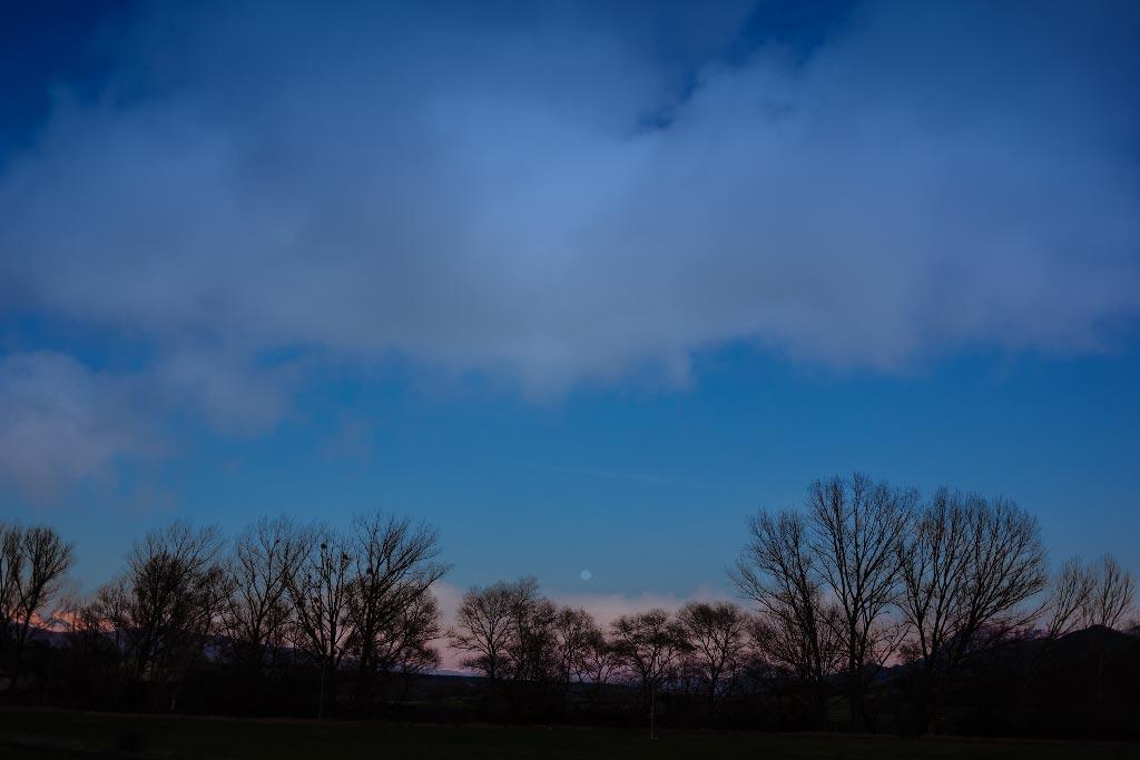 Aplicar imagen para sustituir el cielo con Photoshop