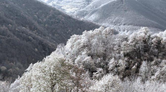 Crear un paisaje nevado con Adobe Photoshop