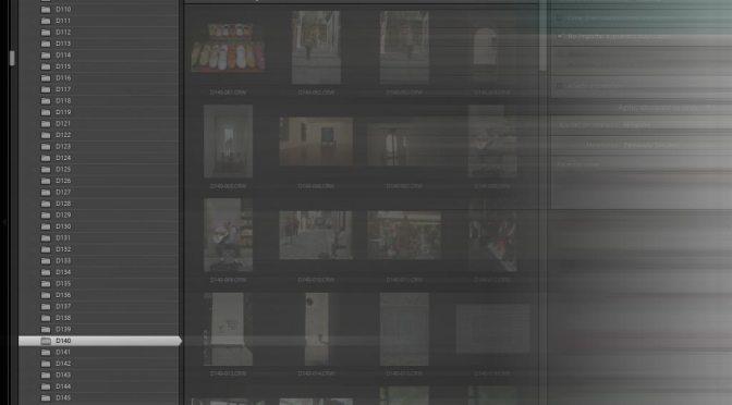 Las previsualizaciones en Adobe Lightroom (II)