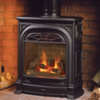 Valor President, Gas, Freestanding Stove - Fergus Fireplace
