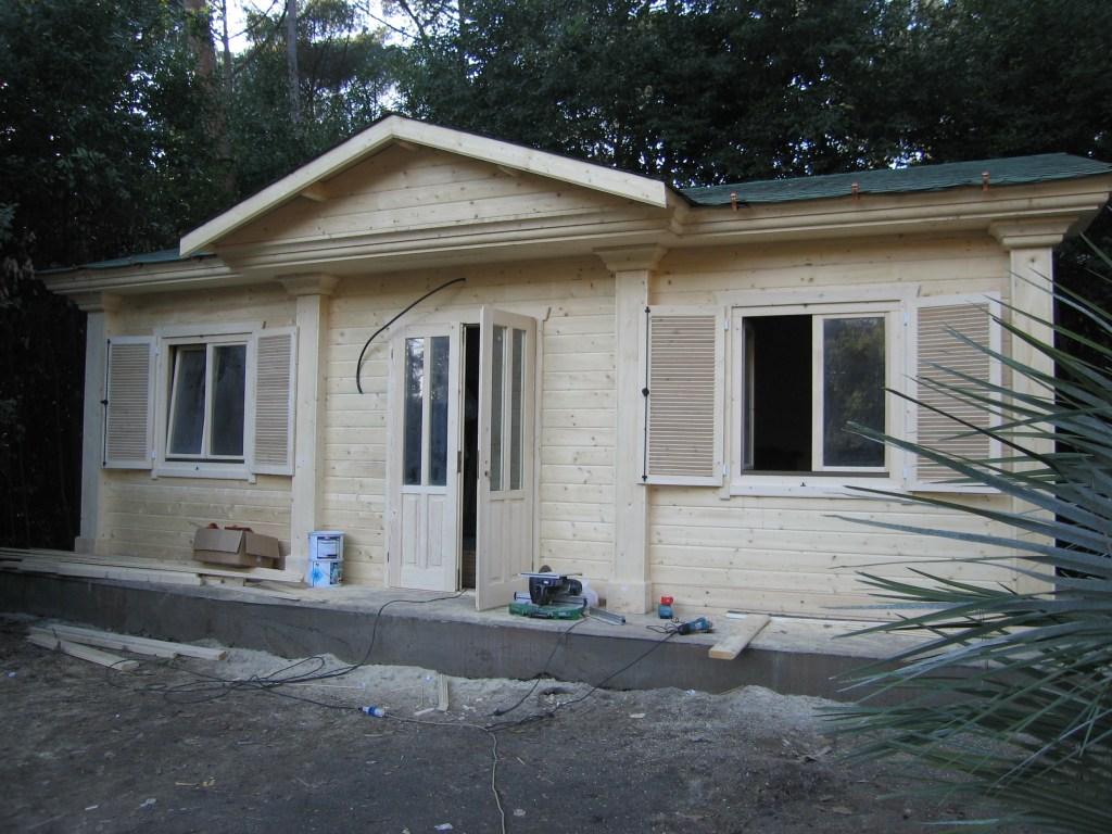 bungalow stile impero