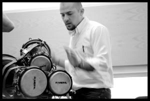 39_ Presentacion Fernando Garcia. Copyright Luis Blasco